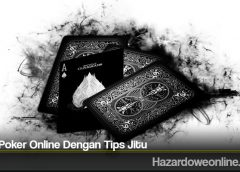Main Poker Online Dengan Tips Jitu